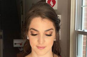 Caity Stark Makeup