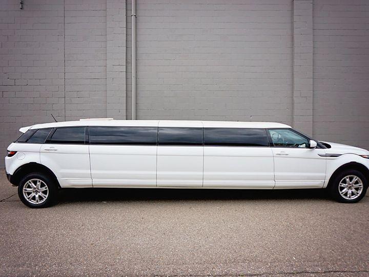 Tmx 1510010168006 10 12 Range Rover Limo1 Detroit, MI wedding transportation