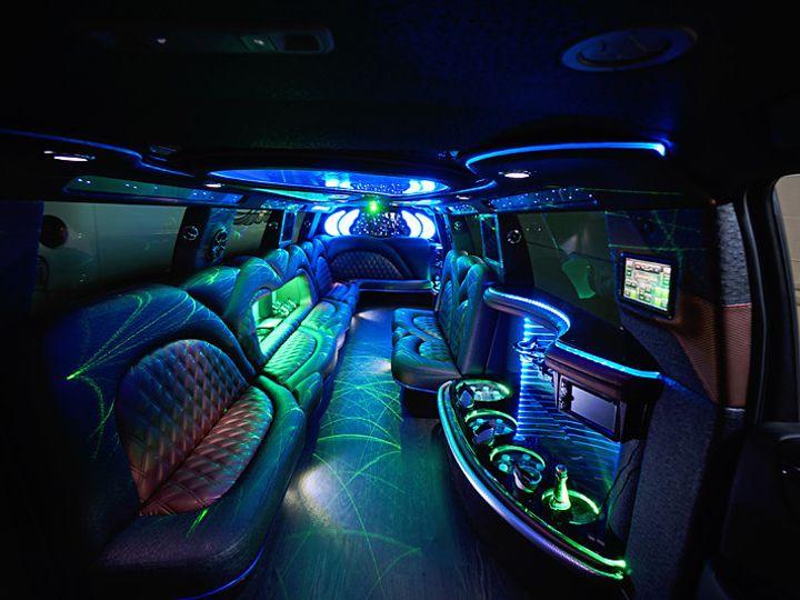 Tmx 1510010208312 18 20 Escalade Limo3 Detroit, MI wedding transportation