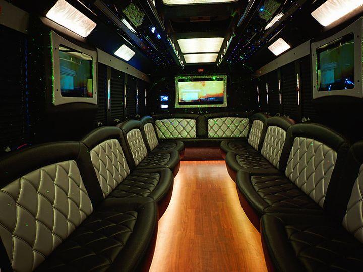 Tmx 1510010231732 34 Limousine Bus2 Detroit, MI wedding transportation