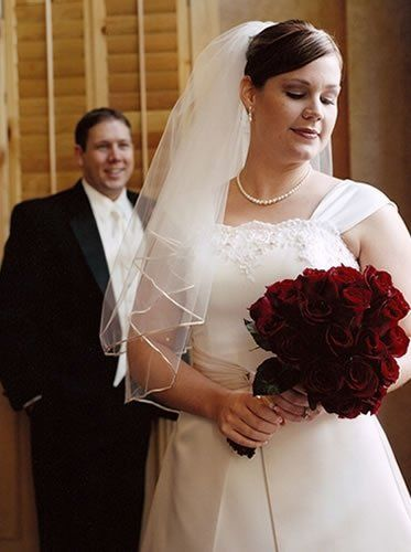 Nathan and Lindsey had a destination wedding.  They lived in Arizona and the wedding was in Salt...