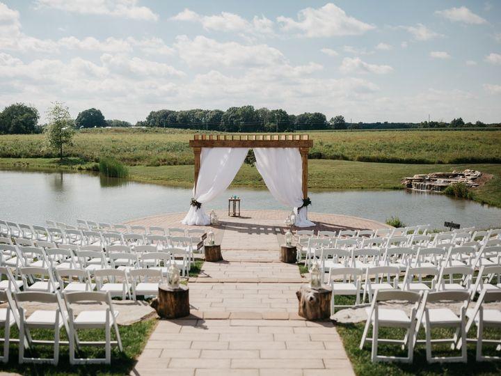 Tmx Abbey Devan Ceremony 1 51 1461813 157444163065711 Davenport, IA wedding planner