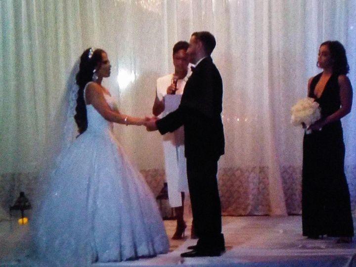 Tmx Vanessa Jose Luis Wedding Ceremony 51 981813 1560630237 Bronx, New York wedding officiant