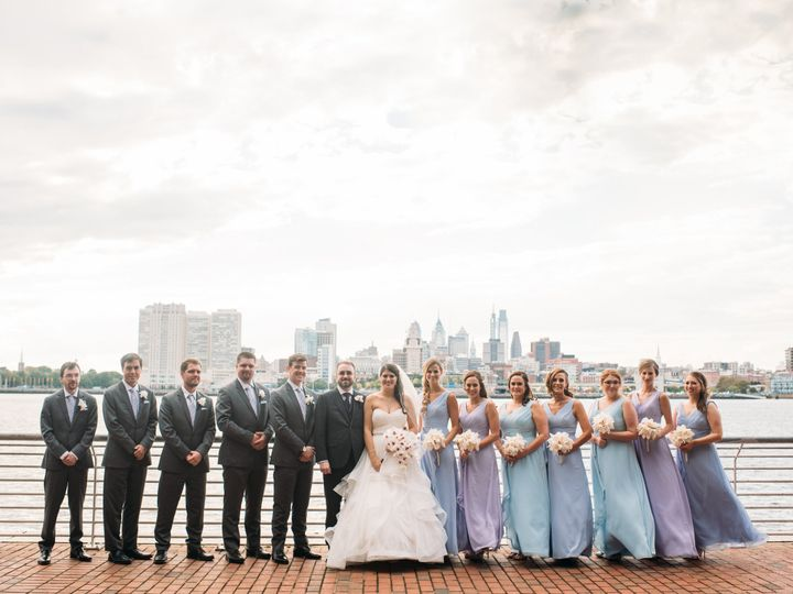 Tmx Bridal Party On Waterfront 51 2813 Camden, NJ wedding venue