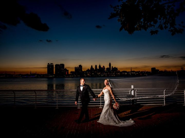 Tmx Bride Groom Romantic Night On The Water 51 2813 Camden, NJ wedding venue