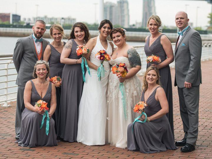 Tmx Brides And Wedding Party On The Waterfront 51 2813 Camden, NJ wedding venue