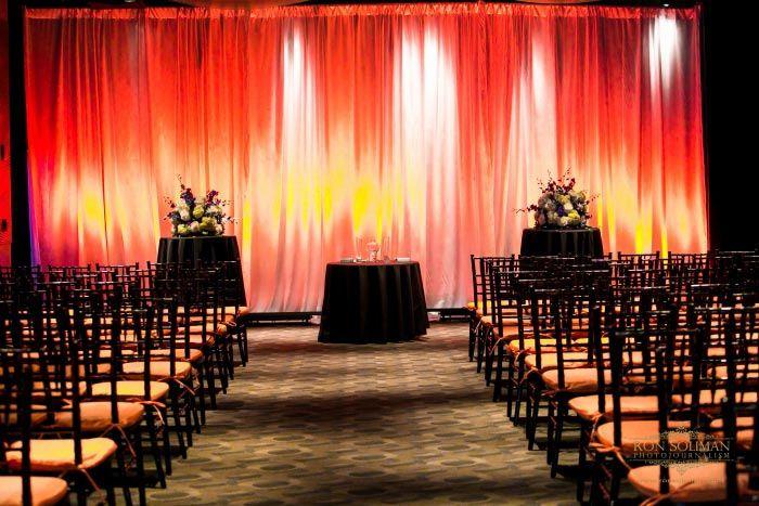 Tmx Red Backdrop Black Chivari Chairs 51 2813 160511872590736 Camden, NJ wedding venue