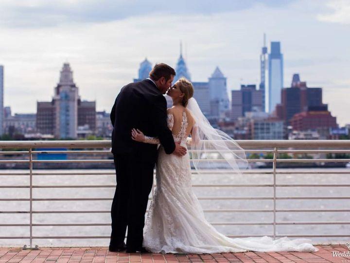 Tmx Wedding Kiss On Waterfron 51 2813 160511877287966 Camden, NJ wedding venue