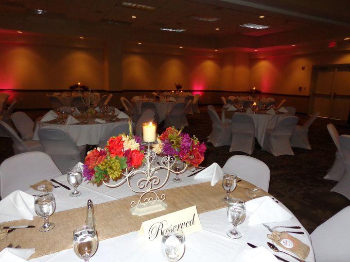 Cabarrus Rooms Reception