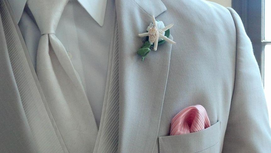 Suit details