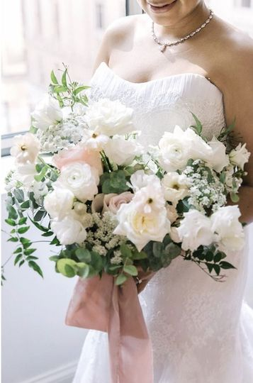 Set of bouquet
