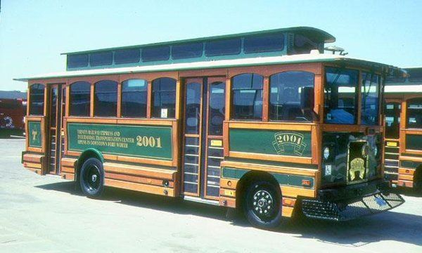 Tmx 1238508039142 Chancetrolley1 Bonner Springs wedding transportation