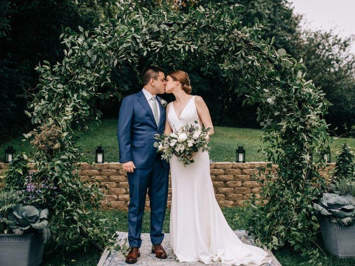 Tmx Bride Groom Arch 51 1034813 160714054287078 Delafield, WI wedding florist