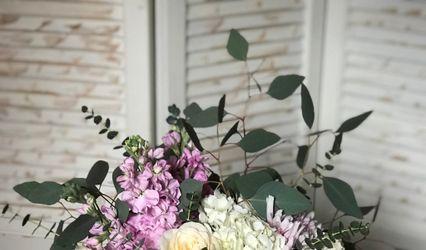 Wedding Flowers by Lourdes Tellado