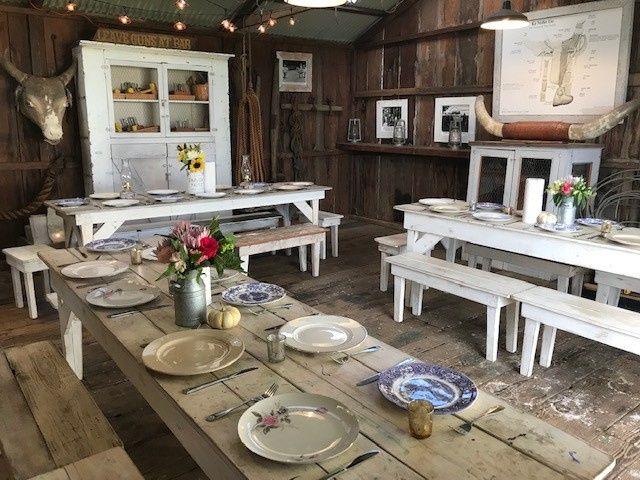 Anna Ranch Rustic Barn