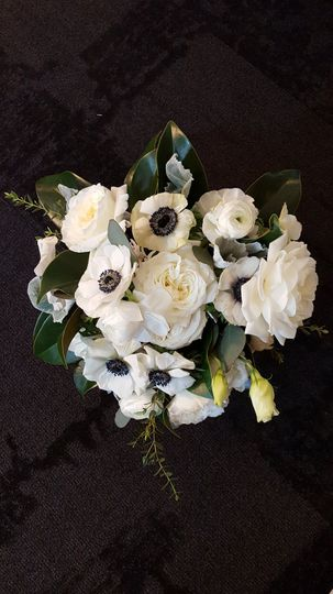 Anemones, Garden Roses, & more
