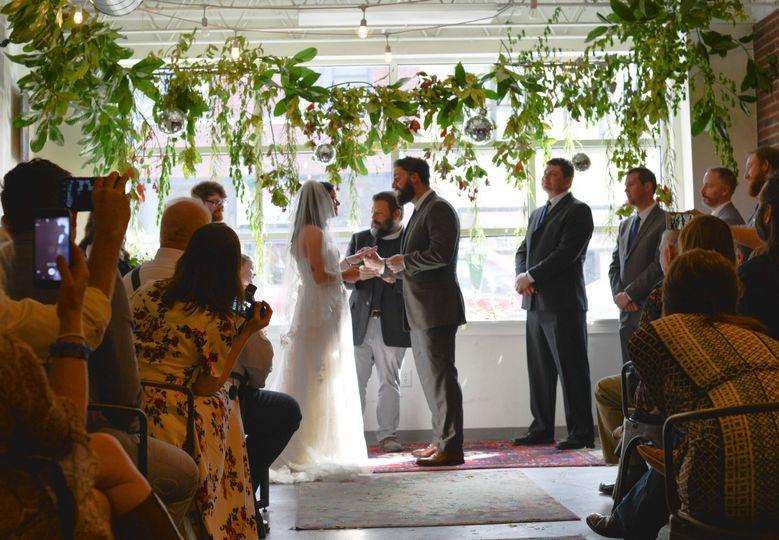 Hutton & Smith Wedding