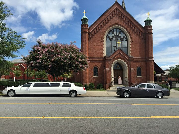 Tmx 1465853694878 Rolls At Church 2 Columbia wedding transportation