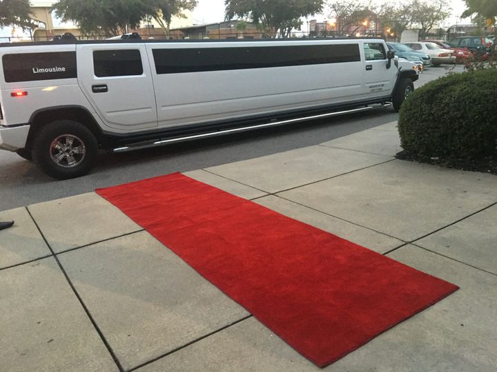 Tmx 1487215675060 Sc Hummer Limo 1 Columbia wedding transportation