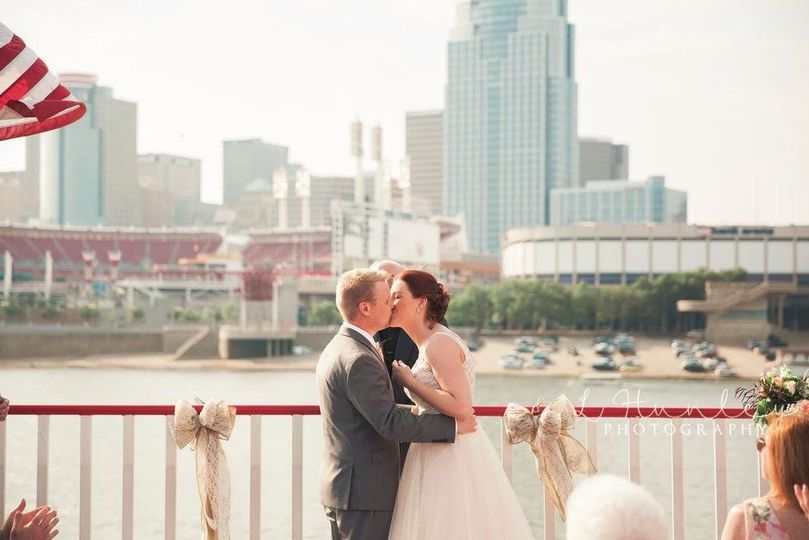 Bb Riverboats Reviews Amp Ratings Wedding Ceremony
