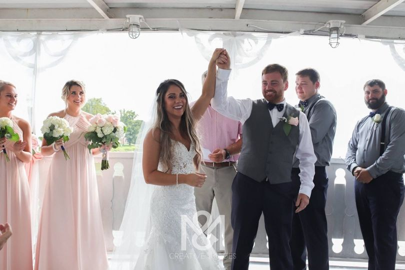 BB Riverboats Wedding