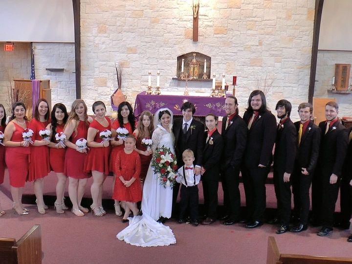 Tmx 1465939346515 Llenos  Garduno 3 Houston, Texas wedding videography