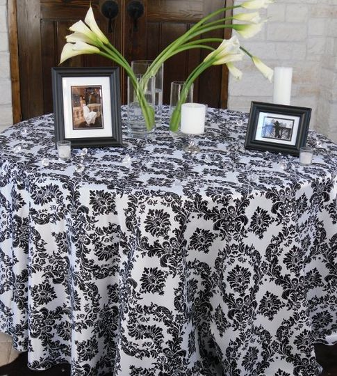All Occasions Linen And Chair Cover Rentals Event