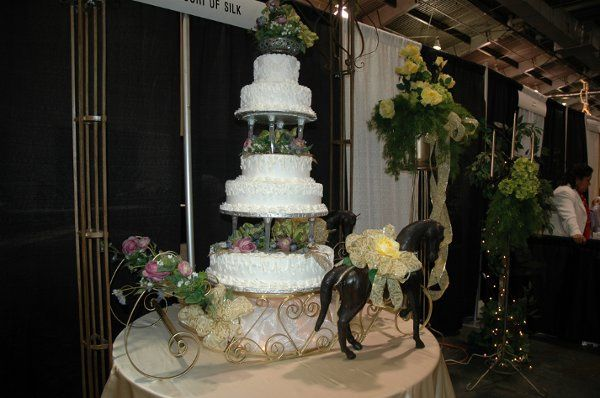 Potpourri of silk flowers and cakes wedding cake cedar hill tx 800x800 1297873102978 dsc0017 800x800 1297873123322 dsc0031 junglespirit