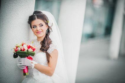 Teh bride