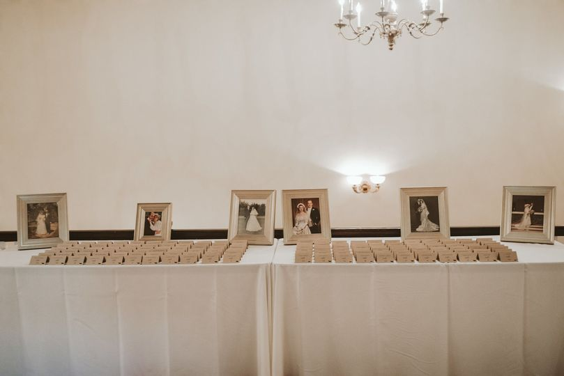 Head tables | Photo by Hot Metal Studio