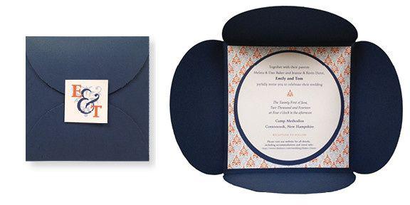Tmx 1396636673292 Baker Wedding Invitation Packag Jersey City wedding invitation