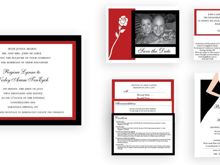 Tmx 1396636701417 Invitation Packag Jersey City wedding invitation