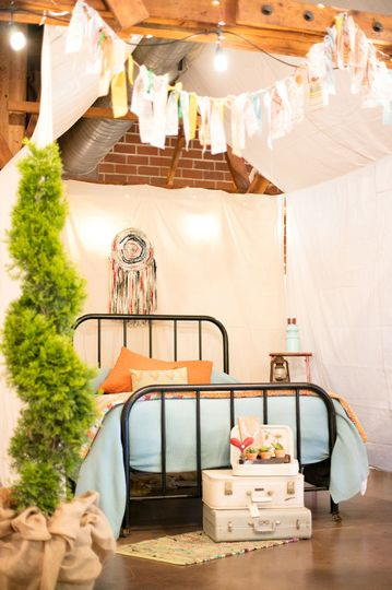 Perfect for Glamping Shower or Bachelorette