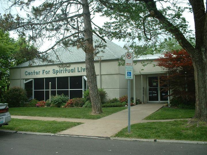 Our building is at 12875 Fee Fee Rd., St. Louis, MO.  The building entrance is off of Wyllowyck Dr....