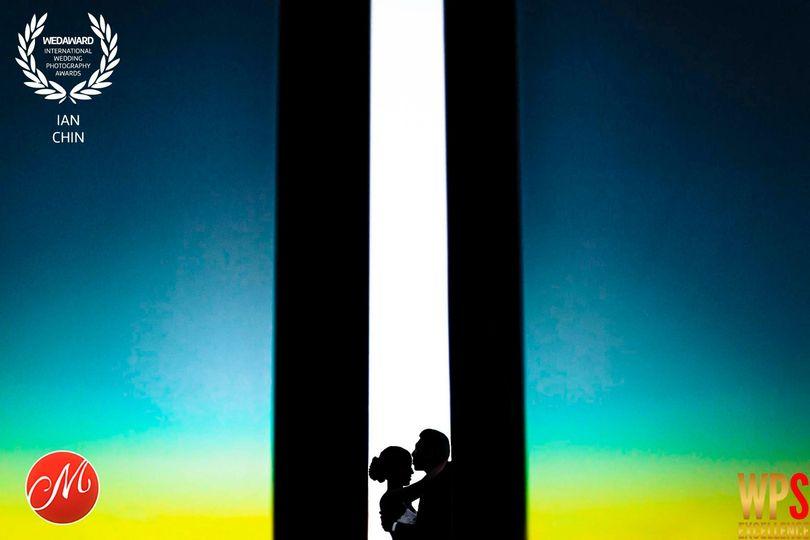 thomas fogarty winery wedding photographer dusk ian chin photography award winner 51 521913 157795407780998
