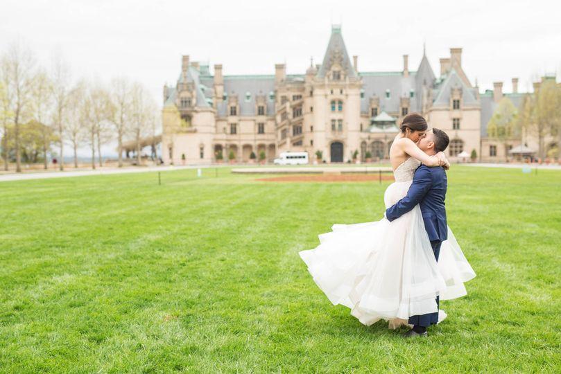 Hope Taylor Photography Biltmore Estate Wedding