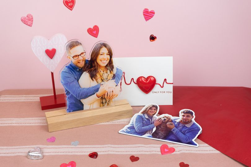 Acrylic Photo / Photo Magnet