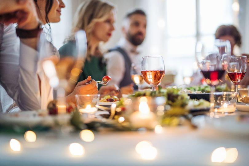Balmoral Wedding Reception