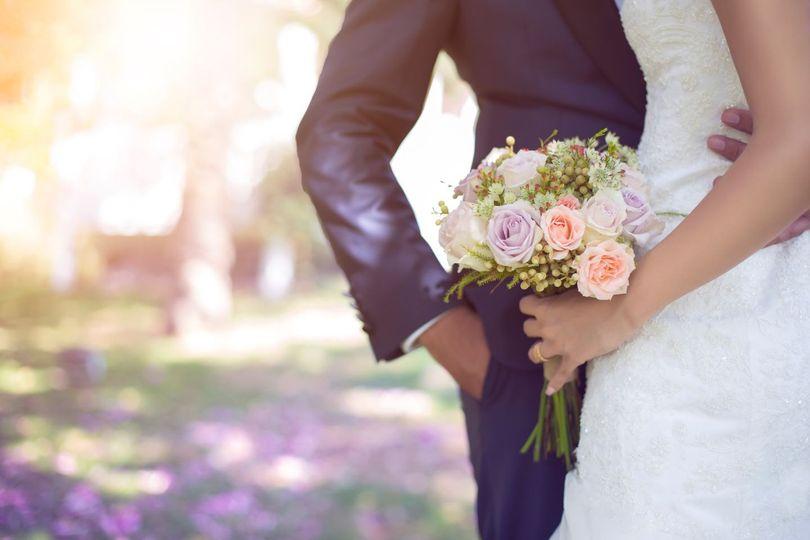 Balmoral Wedding Couple