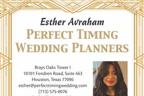 Perfect Timing Wedding Planners