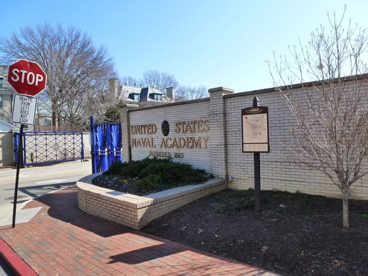 You've come to the land of the United States Naval Academy! Stop and take a look around!  Our...