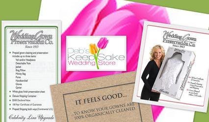 Deb's Keepsake Wedding Store 1