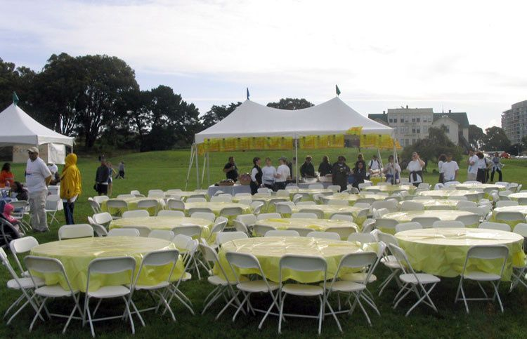 Fort Mason Wedding