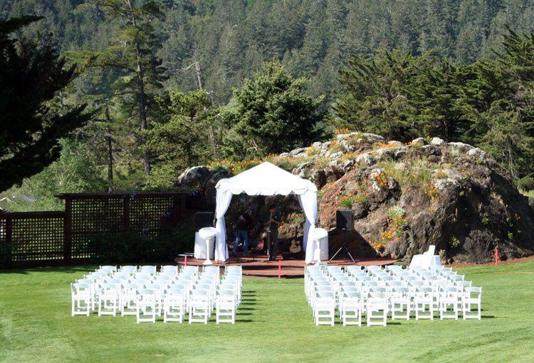 San Geronimo Golf Course Wedding