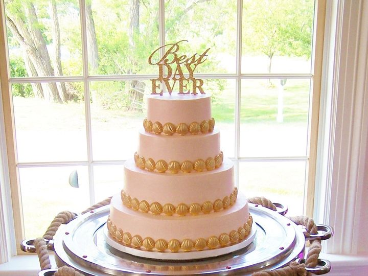 Tmx 1468167670106 Amandas Cake Wellfleet wedding cake