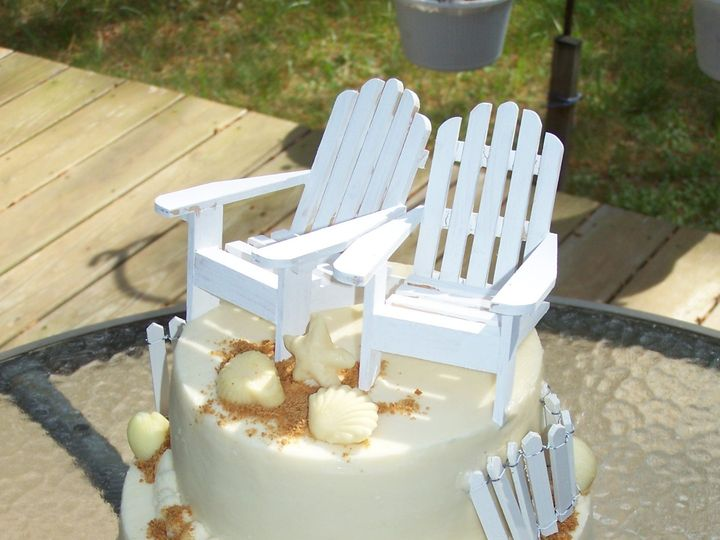 Tmx 1468168573062 1000854 Wellfleet wedding cake
