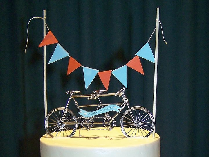 Tmx 1468169448401 Bicycle Cupcake Tower3 Wellfleet wedding cake