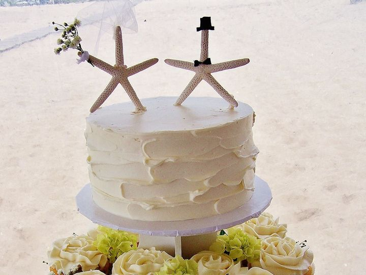 Tmx 1525355804 8b6309c5059dfef9 1525355801 7fdf43b483cde441 1525355804086 1 Baby S Breath Towe Wellfleet wedding cake