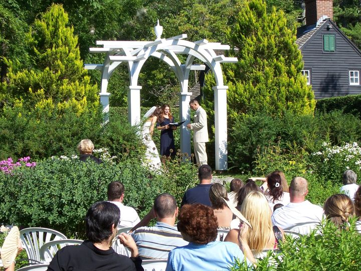 Tmx 1365605508424 August 08 Wedding 011 South Berwick wedding venue