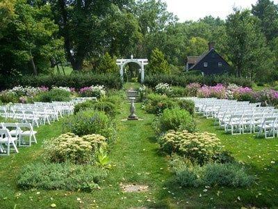 Tmx 1365605542258 Hamilton Wedding In The Garden South Berwick wedding venue